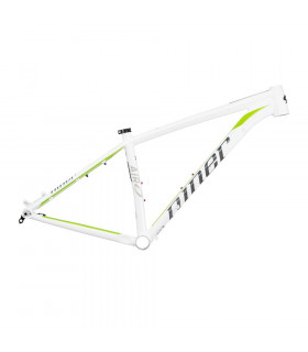 NINER AIR 9 FRAME (WHITE/GREEN)
