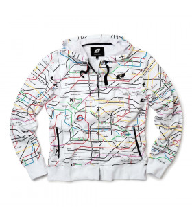 SUDADERA ONE INDUSTRIES METROPOLIS