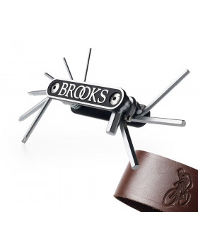 BROOKS MT10 MULTI-TOOL (BROWN)