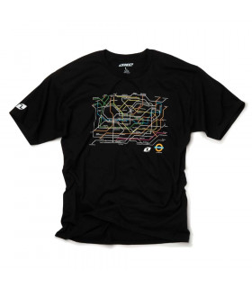 ONE INDUSTRIES METROPOLIS  T-SHIRT