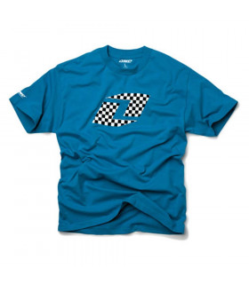 ONE INDUSTRIES CHECKERED  T-SHIRT