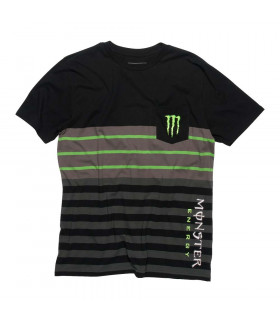 MONSTER JUNCTION T-SHIRT (BLACK)