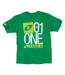 CAMISETA ONE INDUSTRIES EURO