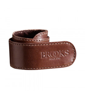 BROOKS TROUSER STRAP (BROWN)