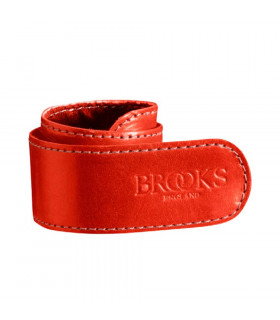 BROOKS TROUSER STRAP (RED)