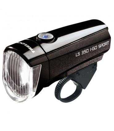 TRELOCK LS 350 I-GO SPORT FRONT LIGHT (BLACK)