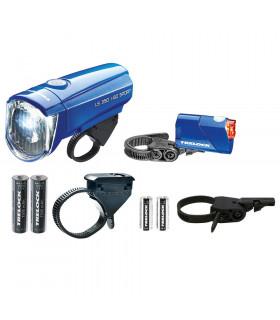 TRELOCK LS 350 I-GO SPORT/LS 710 (BLUE)