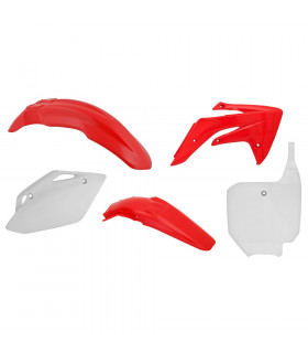 KIT PLASTICOS COLOR ORIGEN  CRF 150 ' 2007-15