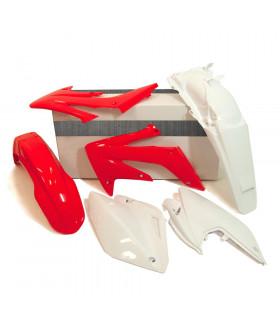 KIT PLASTICOS COLOR ORIGEN  CRF 250 X ' 2009-14