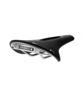 BROOKS CAMBIUM C17 ORGANIC CARVED SADDLE (BLACK)