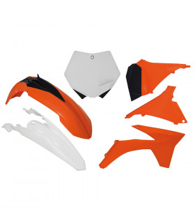 RTECH PLASTICS KIT KTM SX, SX-F (2011-2012)