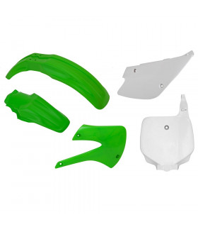 KIT PLASTICOS COLOR ORIGEN  KX 85-100 ' 1998-2013