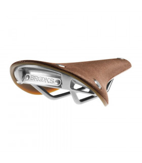 BROOKS CAMBIUM C15 SADDLE  (RUST)