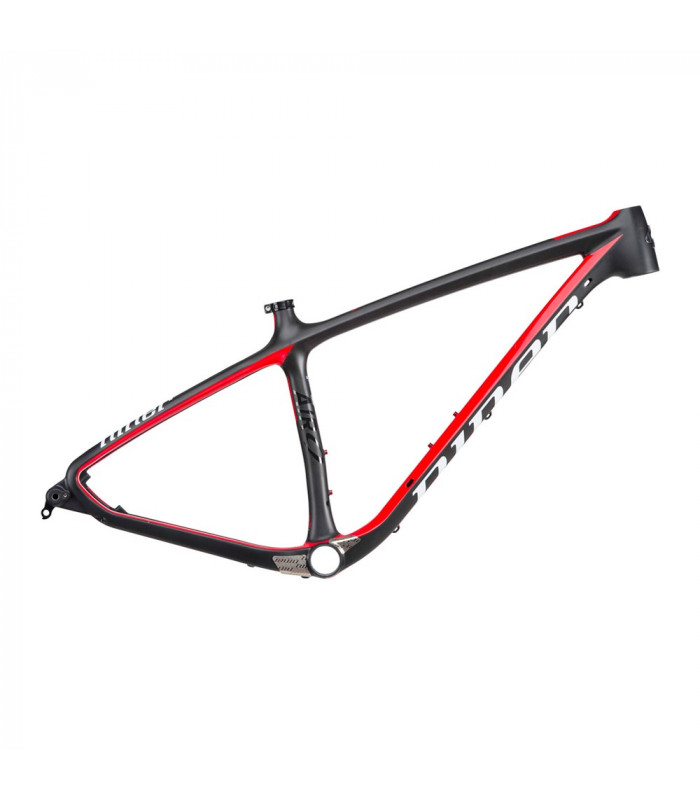 NINER AIR 9 RDO FRAME (NINER RED-CARBON) - TopFun