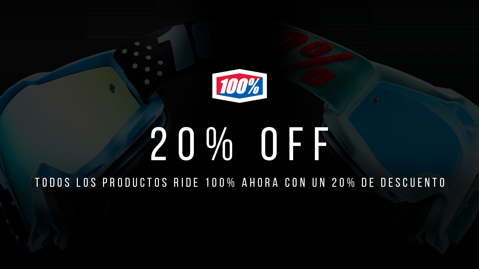 Ride 100% Offer