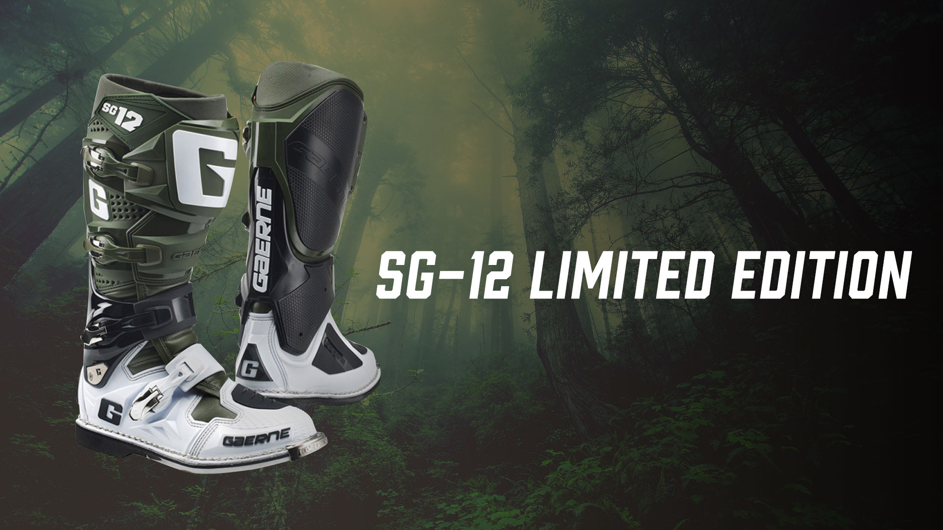 Gaerne SG 12 Limited Edition